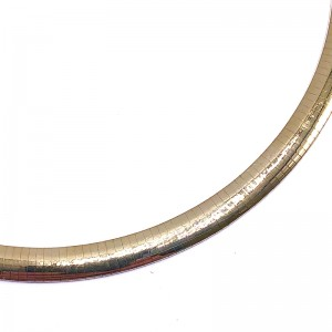 Estate Omega Necklace