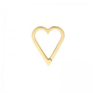 Heart Push Pendant