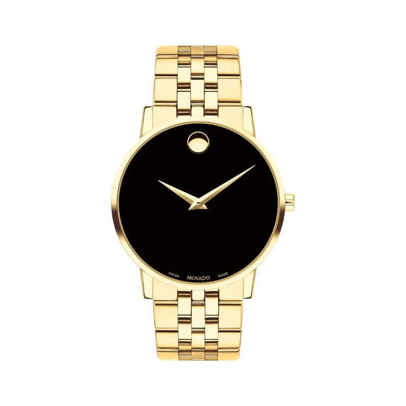 Movado Museum Classic Men's Quartz  Watch