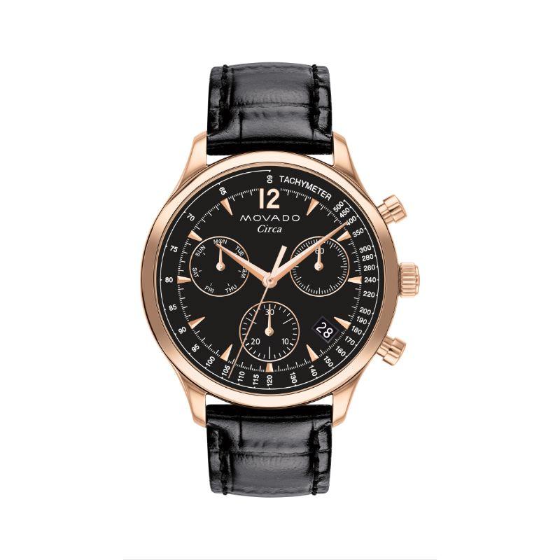 Men's Movado Heritage Series Circa Watch