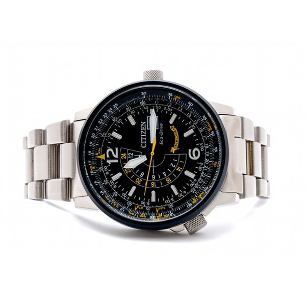 Men's Citizen Blue Angels Nighthawk Watch