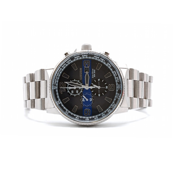 Men's Citizen Thin Blue Line Watch