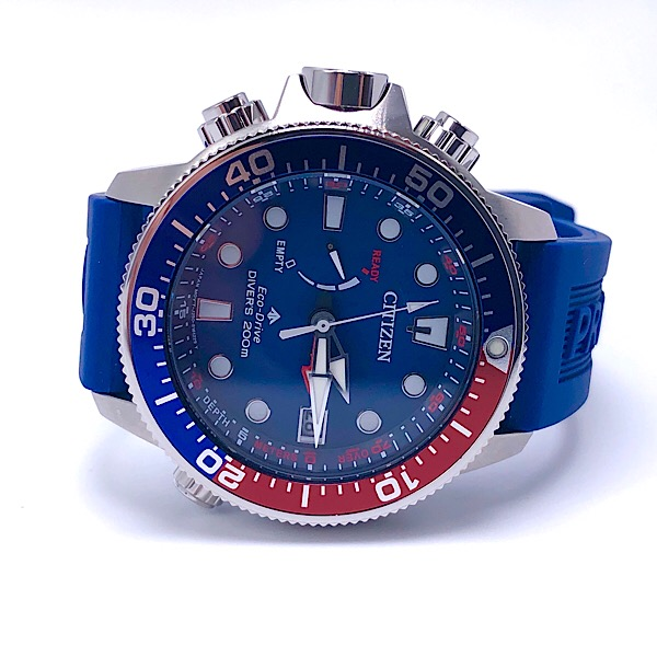 Men's Citizen Promaster Aqualand Watch