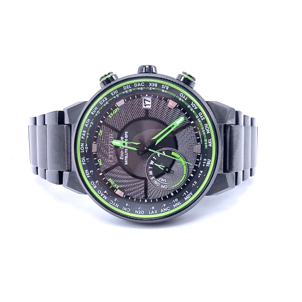 Men's Citizen Satellite Wave Watch